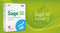 Sage 50 Accounting 2015 Online Course - You Can Start Today!