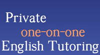 English tutor for ESL students and newcomers to Canada.