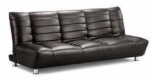 Ordinaire Leather Sofa Beds