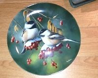 Knowles Bird Plate for sale London Ontario image 1