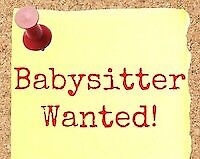 Babysitter wanted South Windsor