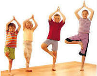 Kid's/ Teens Yoga Fitness - Private Classes: LOW COST