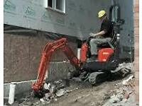 Cheap Digger Hire with Operator All areas covered Tel: 07568 441277