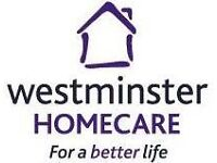 CARE WORKER (£8.75 PH STARTING RATE)