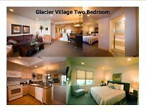 Reading Week in Glacier Village at Meadow Lake Resort MONTANA