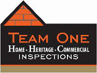 TEAM ONE Home, Heritage & Commercial Inspections