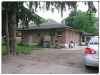 OLD SOUTH TRIPLEX 3 BEDROOMS MAIN FLOOR WEST  WHARCLIFFE RD
