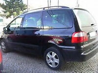 BARGAIN FORD GALAXY 7 SEATER, 6 WEEKS MOT, DRIVES WELL, NO OFFERS.