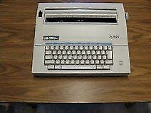 Smith Corona XL1500 Electric Typewriter - perfect working order