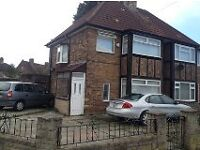 3 BEDROOM SEMI-DETACHED HOUSE FOR RENT, FAZAKERLEY