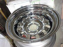 Ford-Falcon-XW-XY-XA-XB-chrome-12-slot-wheel-GS-GT-HO-NEW-15-x-10