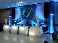 Wedding Decorators, Bridal bouquet fresh flowers,Chair covers$ 1