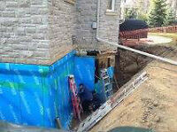 Waterproofing needed, Great prices, Work done is guaranteed