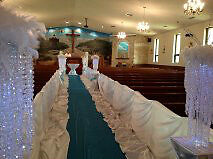 olivia's wedding decoration packages,Chair Covers starting at $1 Windsor Region Ontario image 7