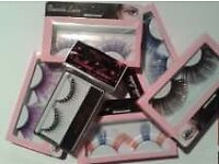 291 x pair false eyelashes new