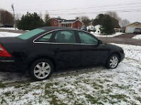 2005 Ford Five Hundred Sedan SE