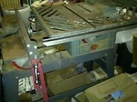 Beaver Table Saw with Jointer Planer