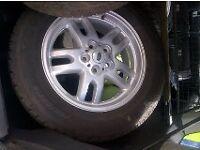 """Landrover Discovery - Rangerover 18"""" Alloy Wheels"""
