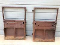 1928-29 Model A Ford Doors
