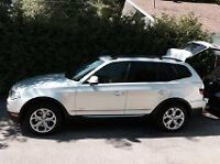 2010 BMW x3 xDrive 3.0i - Toit panoramique + Executive Package