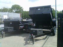 Trailers For Sale or Rent - Dump-Enclosed-Utility-CarHaulers