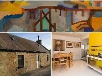 Winter specials for Bethany by the Sea holiday cottage Lossiemouth, Elgin, Forres area