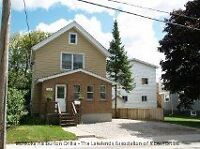 ORILLIA 3 BDRM HOUSE JAN 1ST