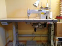 Juke industrial Sewing machine