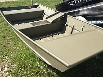 Used 2015 Lund Boat Co JON 16 FOOT