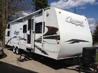 2007 Keystone Cougar travel trailer