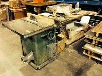 FOR SALE WOODWORKING MACHINERY