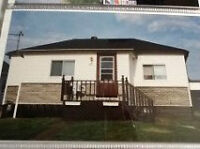House for rent in Iroquois Falls
