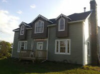 Large House in Dorchester NB - Rent to Own