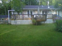 Waterfront Home/Cottage Year Round For Sale