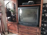 TV Entertainment Stand