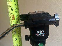 VELBON victory 480 - Camera/Camcorder tripod Lilyfield Leichhardt Area Preview