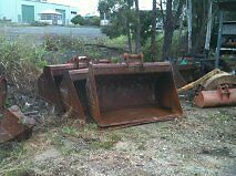 Excavator Buckets Grab Ripper Tilt Bucket Auger Drive For Sale Griffin Pine Rivers Area Preview