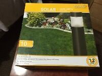 Brand New 10 pc Solar Accent Lighting