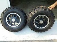 Polaris Wheels & Tires