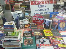 Discovery Books, Bayfield Mall we have thousands of new and very