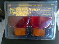 Wiring kit - universal lighting kit