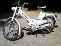 Bombardier Puch Moped