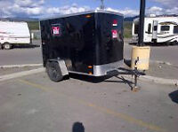Enclosed Cargo Trailer (like new)