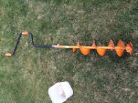 "6"" Ice Auger"