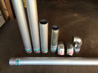Insulated Flue Appliance Pipe