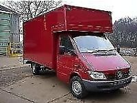 All areas short notice 24hr man large size of vans available 24/7 removal best prices