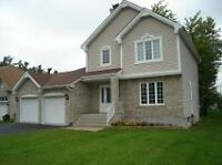 BEAUTIFUL OPEN CONCEPT HOME FOR SALE IN SAINT-LAZARE