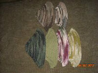 Hand Knit Cotton Dishcloths - $4 ea