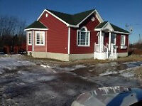 House for Sale RICHIBUCTO, Water view! MUST GO