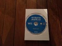 Jeu Wii Game Sports